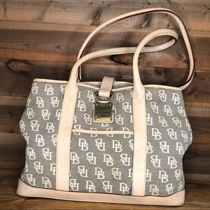 Dooney & Bourke Handbag with Latch